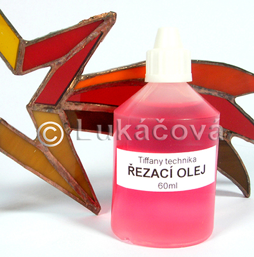 Olej do řezáků, 50ml
