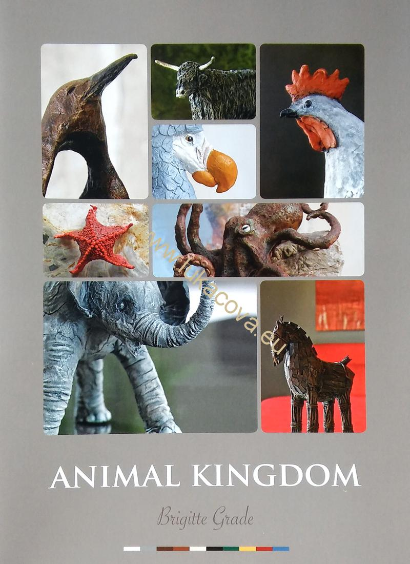 "Kniha POWERTEX ""Animal Kingdom"""